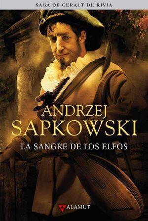 SAGA DE GERALT DE RIVIA VOL.3: LA SANGRE DE LOS ELFOS (ED. COLECCIONISTAS)