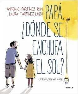 PAPA DONDE SE ENCHUFA EL SOL?