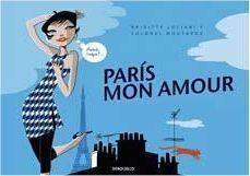 PARIS MON AMOUR (DEBOLSILLO)