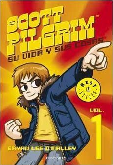 SCOTT PILGRIM #01. SU VIDA Y SUS COSAS (DEBOLSILLO)