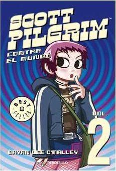 SCOTT PILGRIM #02. CONTRA EL MUNDO (DEBOLSILLO)