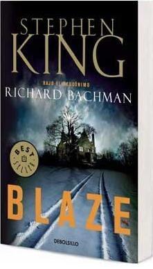 STEPHEN KING: BLAZE (BOLSILLO)