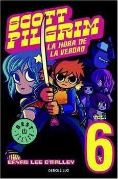 SCOTT PILGRIM #06. LA HORA DE LA VERDAD (DEBOLSILLO)