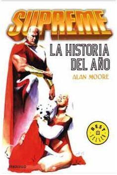 SUPREME #01: LA HISTORIA DEL AÑO (DEBOLSILLO)