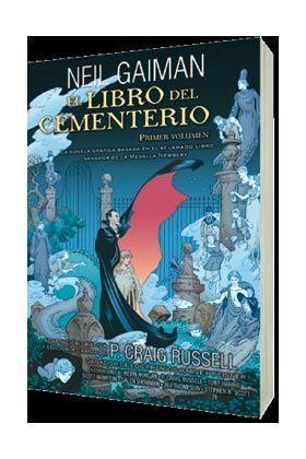 EL LIBRO DEL CEMENTERIO #01