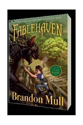 FABLEHAVEN #01