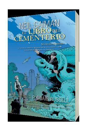 EL LIBRO DEL CEMENTERIO #02