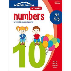 APRENDO EN CASA INGLES (4-5 AÑOS) NUMBERS