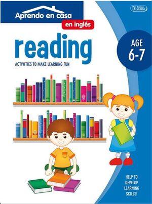APRENDO EN CASA INGLES (6-7 AÑOS) READING