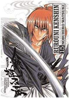 RUROUNI KENSHIN INTEGRAL #15 (PANINI)
