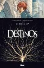 PACK EDT DESTINOS #01 (VOLS. 1 A 7)