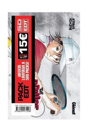 PACK EDT: PRINCE OF TENNIS (VOL. 1 A 5)