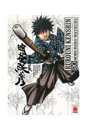 RUROUNI KENSHIN INTEGRAL #20 (PANINI)