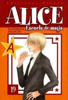 ALICE ESCUELA DE MAGIA #19