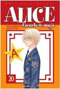 ALICE ESCUELA DE MAGIA #20