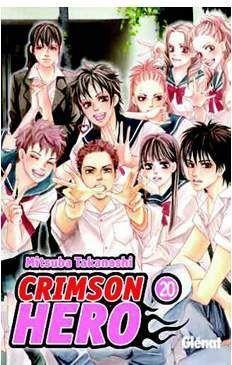 CRIMSON HERO #20