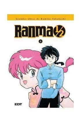 RANMA 1/2 INTEGRAL #08