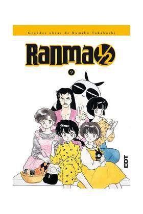 RANMA 1/2 INTEGRAL #09