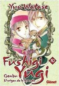 FUSHIGI YUGI GENBU. EL ORIGEN DE LA LEYENDA #10