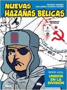 NUEVAS HAZAÑAS BELICAS (SERIE AZUL): UNIDOS EN LA DIVISION