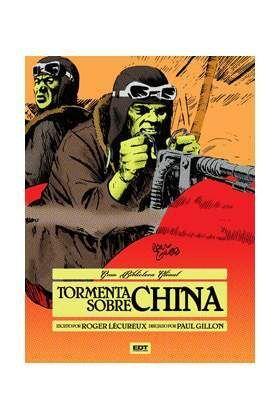 TORMENTA SOBRE CHINA - ED. LIMITADA