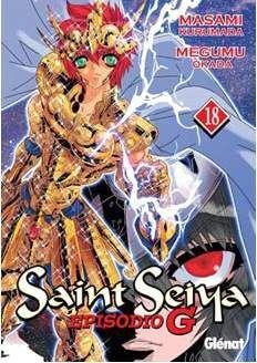 SAINT SEIYA EPISODIO G #18