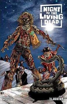 NIGHT OF THE LIVING DEAD #03. EL VALLE DE LA MUERTE
