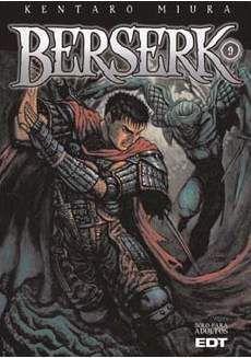 BERSERK #09