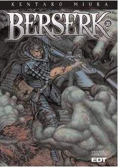 BERSERK #35