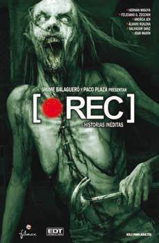 REC (HISTORIAS INEDITAS) (CARTONE)