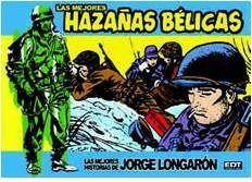 HAZAÑAS BELICAS DE JORDI LONGARON - TOMO UNICO