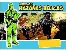 NUEVAS HAZAÑAS BELICAS (SERIE AZUL): EVASION O VICTORIA