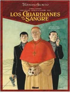 PACK GLENAT: GUARDIANES DE LA SANGRE (TOMOS 1 A 3)