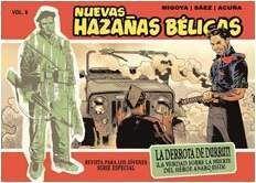 NUEVAS HAZAÑAS BELICAS (SERIE ROJA): LA DERROTA DE DURRUTI