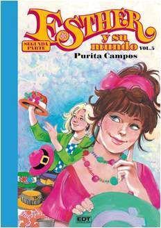 ESTHER Y SU MUNDO SEGUNDA PARTE VOL. 05