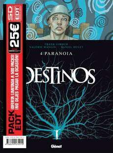 PACK EDT: DESTINOS (TOMOS 4 A 7)