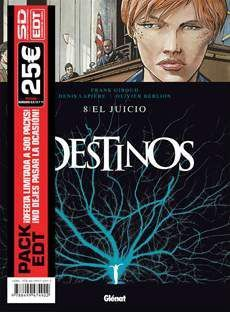 PACK EDT: DESTINOS (TOMOS 8 AL 11)