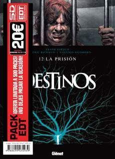 PACK EDT: DESTINOS (TOMOS 12 AL 14)