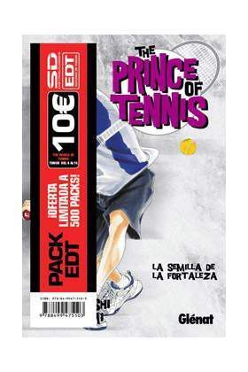 PACK EDT: PRINCE OF TENNIS (VOL. 6 A 10)