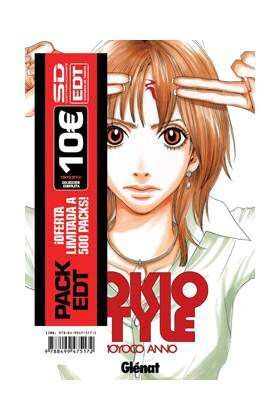 PACK EDT: TOKIO STYLE