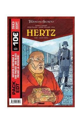 PACK EDT: HERTZ (VOLS. 1 Y 2)