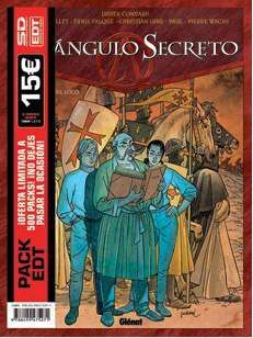 PACK EDT: TRIANGULO SECRETO (VOLS. 1 A 3)