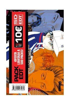 PACK EDT: PRINCE OF TENNIS (VOL. 11 A 15)