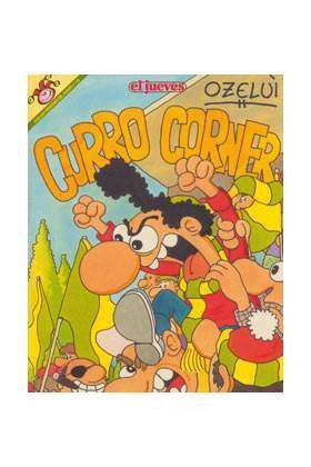 PACK PENDONES DEL HUMOR: CURRO CORNER (2 TOMOS)