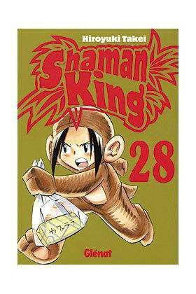 PACK EDT: SHAMAN KING (VOL.28 AL 32)