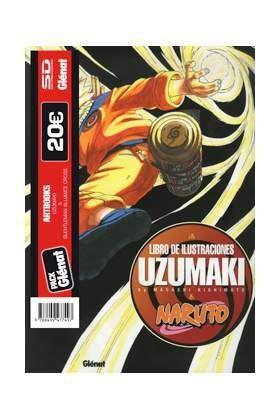 PACK GLENAT ARTBOOKS: UZUMAKI + GLENTLEMAN ALLIANCE CROSS