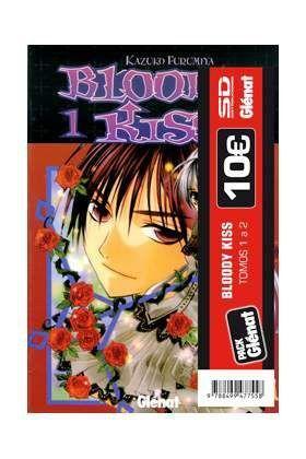 PACK GLENAT: BLOODY KISS (VOLS.1 A 2)