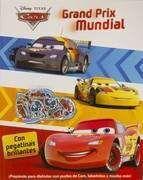 CARS: ACTIVIDADES CON PEGATINAS: GRAND PRIX MUNDIAL