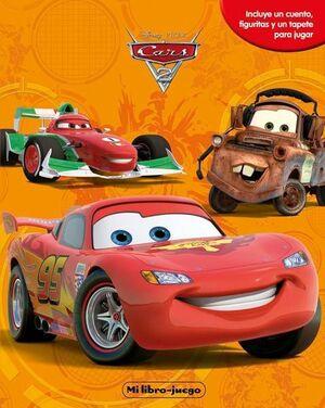 CARS 2: MI LIBRO-JUEGO