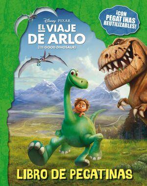 EL VIAJE DE ARLO. LIBRO DE PEGATINAS